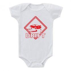 Детский бодик Drift - PrintSalon