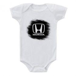 Детский бодик Хонда арт, Honda art