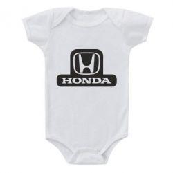 Детский бодик Honda Stik