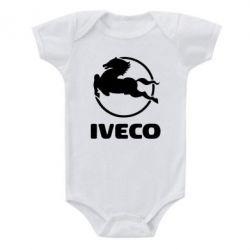Детский бодик IVECO