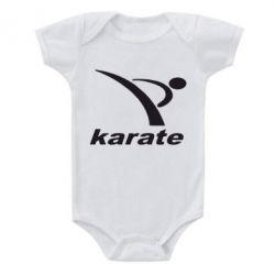 Детский бодик Karate