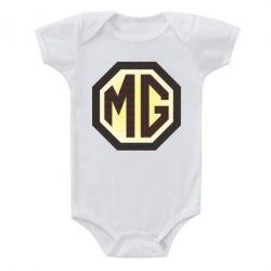 Детский бодик MG Cars Logo