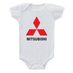 Детский бодик MITSUBISHI - PrintSalon