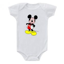 Детский бодик Сool Mickey Mouse - PrintSalon