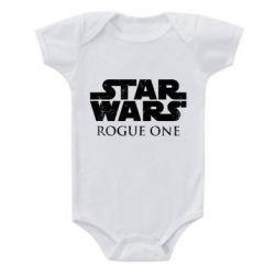 Детский бодик Star Wars Rogue One