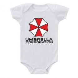 Детский бодик Umbrella - PrintSalon