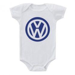 Детский бодик Volkswagen - PrintSalon