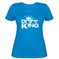 Женская футболка Drift King