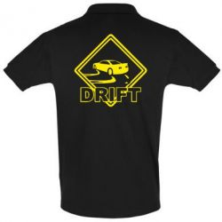 Футболка Поло Drift - PrintSalon