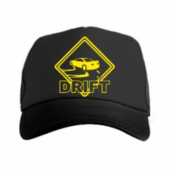 Кепка-тракер Drift - PrintSalon