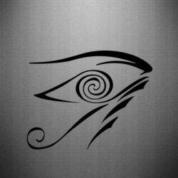 Наклейка Eye