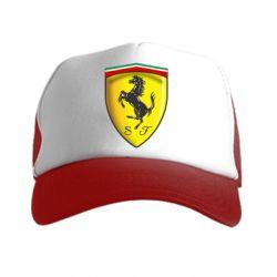 Кепка-тракер Ferrari 3D Logo