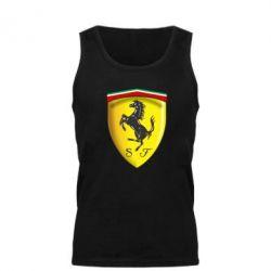Мужская майка Ferrari 3D Logo