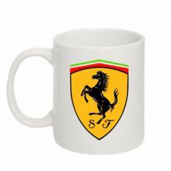 Кружка 320ml Ferrari