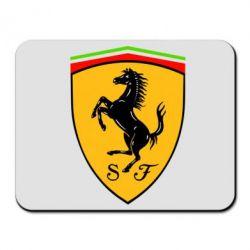 Коврик для мыши Ferrari