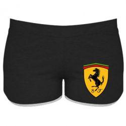 Женские шорты Ferrari