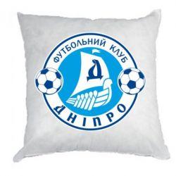 Подушка ФК Днепр - PrintSalon