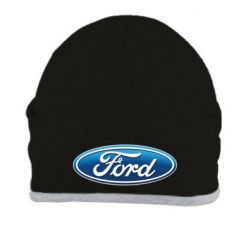Шапка Ford 3D Logo