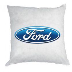 Подушка Ford 3D Logo - PrintSalon