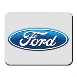 Коврик для мыши Ford 3D Logo - PrintSalon