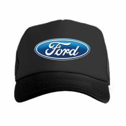 Кепка-тракер Ford 3D Logo - PrintSalon