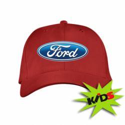 Детская кепка Ford 3D Logo - PrintSalon