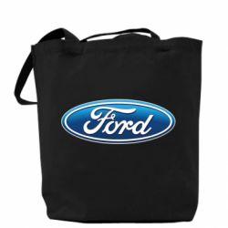 Сумка Ford 3D Logo - PrintSalon