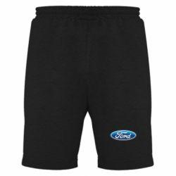 Мужские шорты Ford 3D Logo - PrintSalon