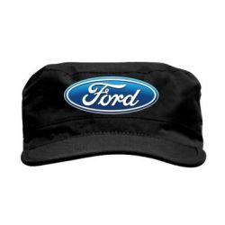 Кепка милитари Ford 3D Logo - PrintSalon
