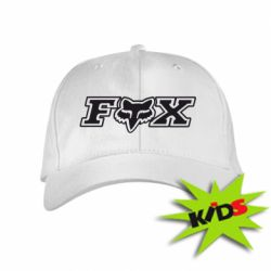 Детская кепка Fox Moto - PrintSalon