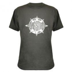 Камуфляжная футболка Gang Starr