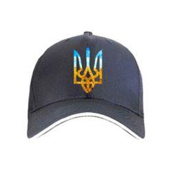 Кепки на тему  Герб України - купити або замовити онлайн в Києві ... da665465bddb4