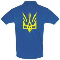 Поло чоловічі на тему  Герб України - купити або замовити онлайн в ... 7fc1da5c5da25