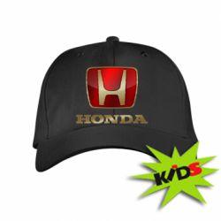 Детская кепка Gold Honda - PrintSalon