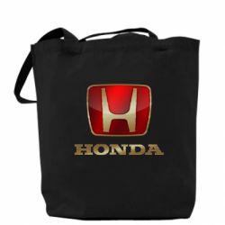 Сумка Gold Honda - PrintSalon