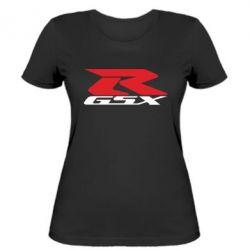 Женская футболка GSX-R