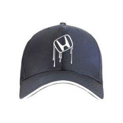 кепка Honda потекла