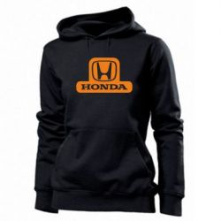 Женская толстовка Honda Stik