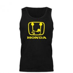 Мужская майка Honda - PrintSalon