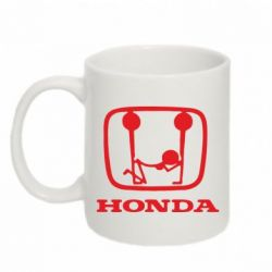 Кружка 320ml Honda - PrintSalon