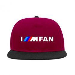 Снепбек I am FAN