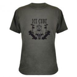 Камуфляжная футболка Ice Cube