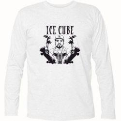 Футболка с длинным рукавом Ice Cube