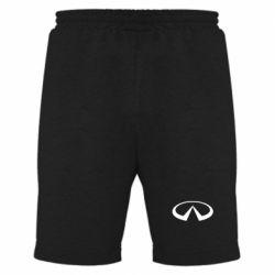 Мужские шорты Infiniti logo