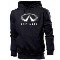 Мужская толстовка Infinity Logo 3D
