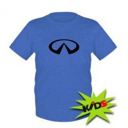 Детская футболка Infinity - PrintSalon
