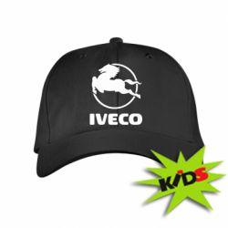 Детская кепка IVECO - PrintSalon