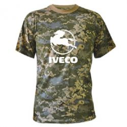 Камуфляжная футболка IVECO