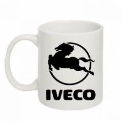 Кружка 320ml IVECO