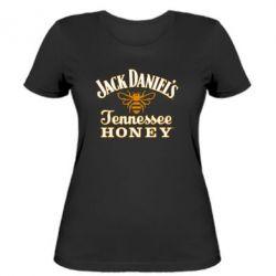 Женская футболка Jack Daniel's Tennessee Honey